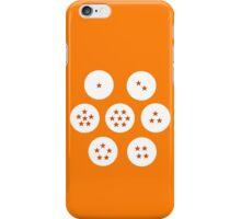 Dragonballs iPhone Case/Skin
