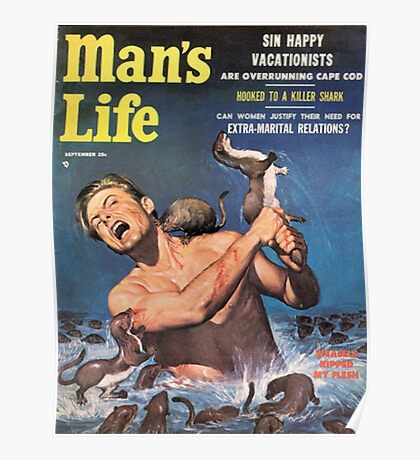 Weasels Ripped My Flesh Poster