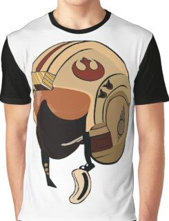 Rebel Pilot Graphic T-Shirt