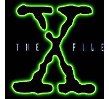 The X Files Photographic Print