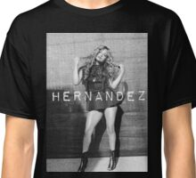 "Ally Brooke Hernandez ""Hernandez Design"" Classic T-Shirt"