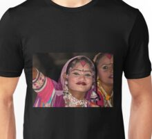 Dancers in Rajasthan, India Unisex T-Shirt