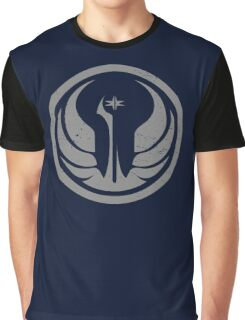 Star Wars The Old Galactic Republic - Gray Graphic T-Shirt