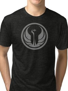 Star Wars The Old Galactic Republic - Gray Tri-blend T-Shirt