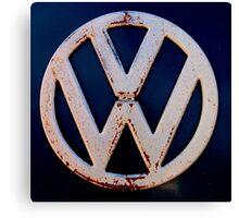 VW Memories Canvas Print