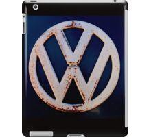 VW Memories iPad Case/Skin