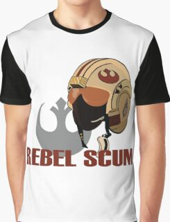 Rebel Scum Graphic T-Shirt