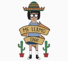 ME LLAMO TINA! Kids Clothes