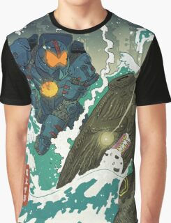 Pacific Rim Graphic T-Shirt