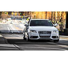 2012 Audi S4 Photographic Print