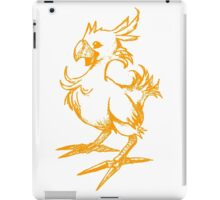 The Chocobo iPad Case/Skin