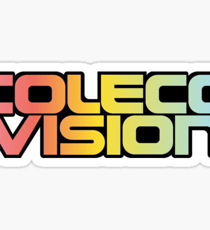 ColecoVision logo Sticker