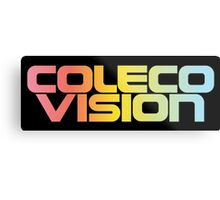 ColecoVision logo Metal Print