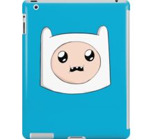 finn the human head iPad Case/Skin