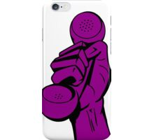 Who Is The Purple Man iPhone Case/Skin