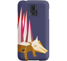 Popsicle Dog Samsung Galaxy Case/Skin
