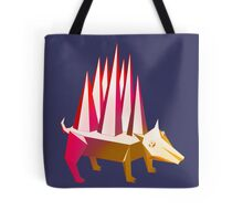 Popsicle Dog Tote Bag