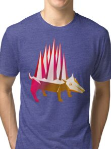 Popsicle Dog Tri-blend T-Shirt