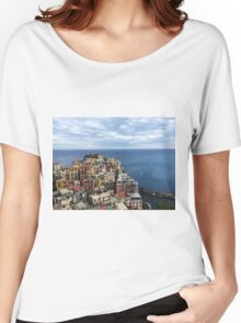 I'm dreaming of Manarola Women's Relaxed Fit T-Shirt