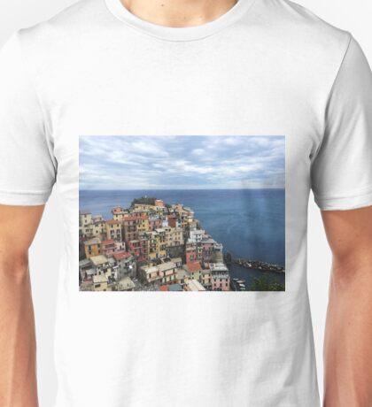I'm dreaming of Manarola Unisex T-Shirt