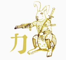Dojo Bunny Baby Tee