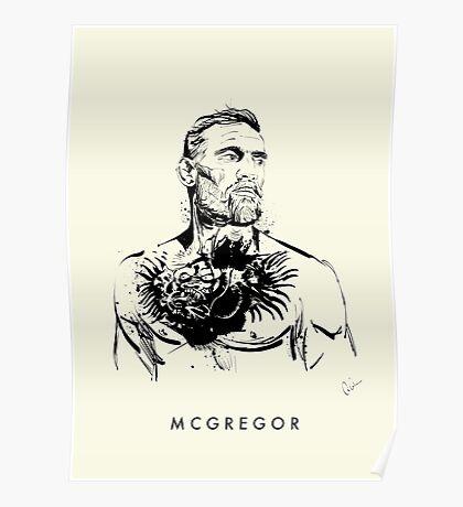Conor McGregor Poster