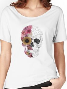 Life & Death skull Women's Relaxed Fit T-Shirt