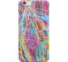 All Wired Up iPhone Case/Skin
