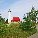 Tawas Point Lighthouse by Jack Ryan