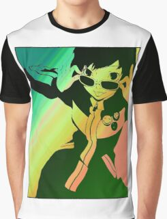 Persona 4 Chie Graphic T-Shirt