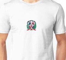 National coat of arms of the Dominican Republic Unisex T-Shirt