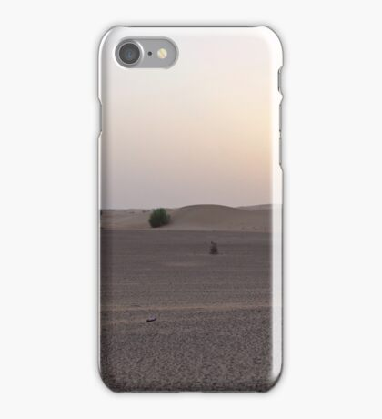 muted serenity iPhone Case/Skin