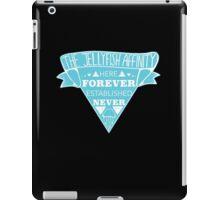 Jelly Triangle iPad Case/Skin