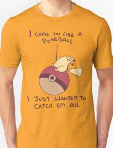 pikachu-pokemon T-Shirt