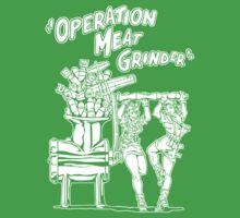 Operation Meat Grinder One Piece - Short Sleeve