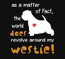 Westie - As a matter of Fact... Unisex T-Shirt
