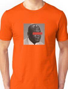 MJ Crying Meme - Red Eyes Unisex T-Shirt