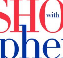 LS Stephen Colbert Sticker