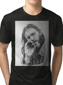 Rip Lemmy - madun Tri-blend T-Shirt