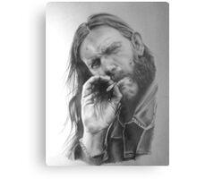 Rip Lemmy - madun Metal Print