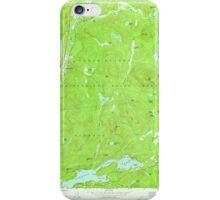 New York NY Paradox Lake 135965 1973 24000 iPhone Case/Skin