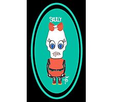 "Meet Skully from ""The Nomadics"" Photographic Print"