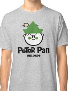 Peter Pan Records - Version 1 Classic T-Shirt