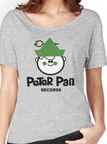 Peter Pan Records - Version 1 Women's Relaxed Fit T-Shirt