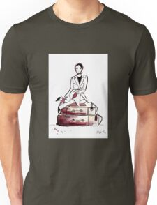 Travelling to New York City Unisex T-Shirt