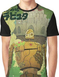 Laputa Graphic T-Shirt