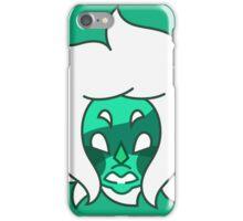 MALACHITE Solo Headshot iPhone Case/Skin