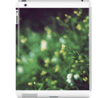The softness of spring iPad Case/Skin