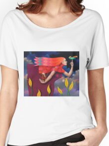 Sublimidad Women's Relaxed Fit T-Shirt