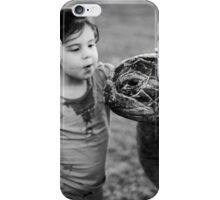 Hello turtle iPhone Case/Skin